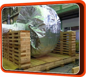 Lashing | UPL – International Packaging Logistics